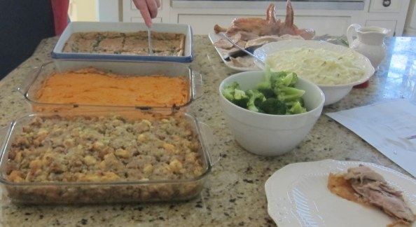 That Homemade Stuffing was pretty epic.