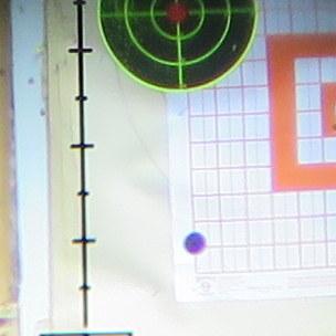 Zeroing Target